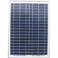Солнечная батарея (панель) 20Вт, 12В, поликристаллическая, Perlight Solar