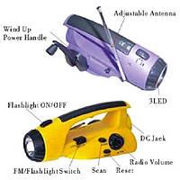 Роторный радиоприемник MS-503, AXIOMA energy