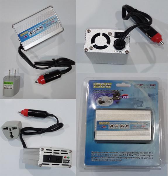 Инвертор NV-M 150Вт/12В-220В, AXIOMA energy