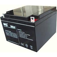 Аккумулятор гелевый, 28Ач 12В,  модель-MNG28-12, MHB battery
