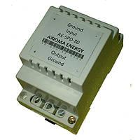 Устройство защиты от импульсных перенапряжений (УЗИП или SPD - Surge Protective Devices) для цепей постоянного тока, AXIOMA energy