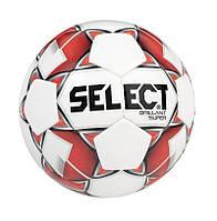 Мяч футбольный для детей Select Brillant Super 47 (размер 2)