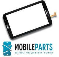 Сенсор (Тачскрин) для планшета Samsung T211 Galaxy Tab 3 7.0 3G С вырезом под динамик (Черный) Оригинал Китай