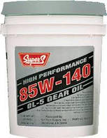 Масло трансмісійне та редукторне SUPER S 85W-140 GL-5 GEAR OIL 35 POUND