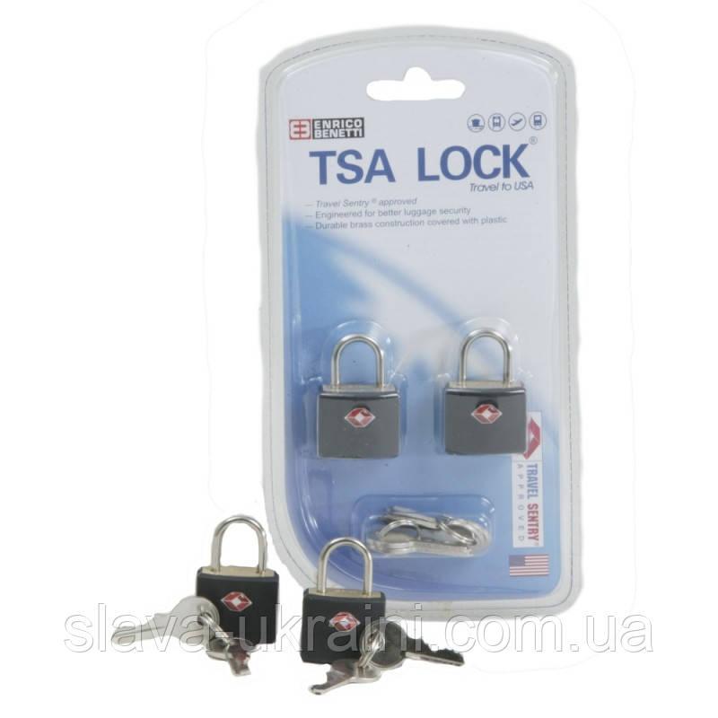 TSA замок Enrico Benetti Travel Acc Eb55013 001