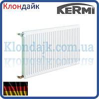 KERMI FKO стальной панельный радиатор тип 11 300х1400 боковое подключение