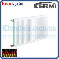 KERMI FKO стальной панельный радиатор тип 11 300х2300 боковое подключение