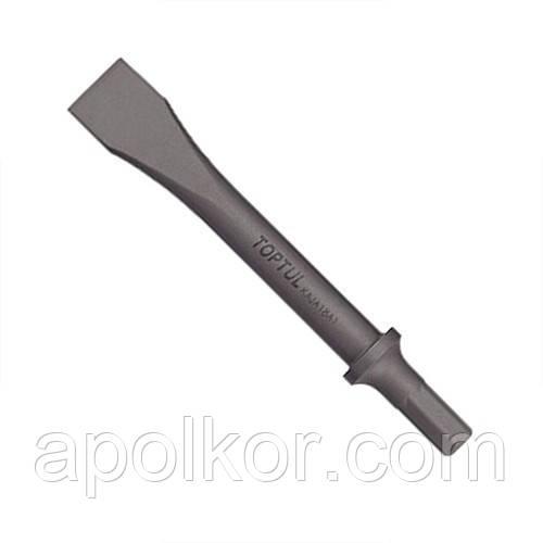 Зубило для пневматического молотка 10мм х L178мм  TOPTUL KAJA18A1