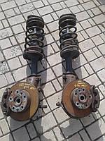 Передние амортизаторы в сборе Fiat Ducato до 2006 г.в без  абс