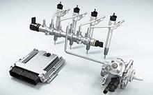 Топливная система Renault Duster