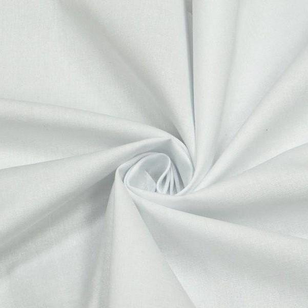 Ткань Ранфорс белая 220