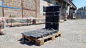 Вилы для погрузчика Komatsu FD160E, размер 200х90х1215 (16т) (пара)