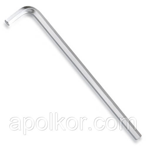 Ключ шестигранный Г-обр. 3мм  супердлинный  TOPTUL AGAE0313