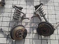 Передние амортизаторы в сборе на VW passat B5