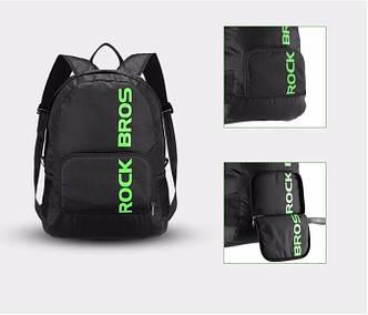 Рюкзак RockBros RB-H10 Водонепроницаемый складной рюкзак для ходьбы и езды на велосипеде