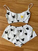 Пижама с шортиками, фото 1