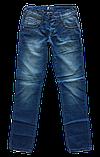Джинсы мужские Franco Benussi FB 3541 синие, фото 6