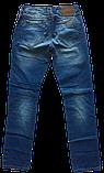 Джинсы мужские Franco Benussi FB 3541 синие, фото 2