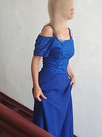 Недорогое вечернее платье. Универсальный размер подойдет на любую фигуру. Онлайн ателье., фото 4