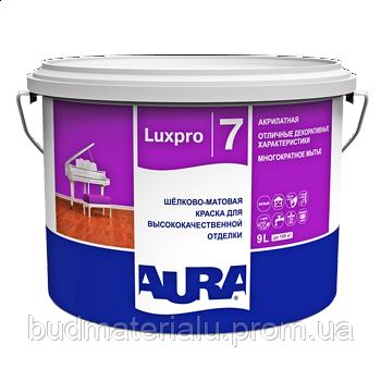Краска интерьерная Eskaro Aura Luxpro 7 1л