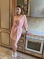 Женский пеньюар с халатиком, фото 1