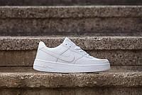 Кроссовки белые Nike Air Force