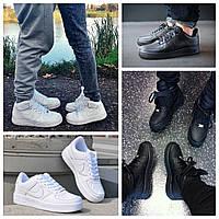 Скидка 35 % Кроссовки белые Nike Air Force