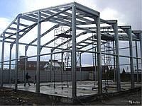 Строительство ангаров б, фото 1