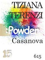 Парфюмерное масло (615) версия аромата Тициана Теренци Casanova - 15 мл композит в роллоне