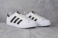 Кроссовки белые Адідас Суперстар, фото 1