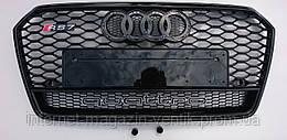 Решетка радиатора Audi A7 16+ стиль RS7