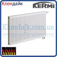 KERMI FTV стальной панельный радиатор тип 11 300х1800 нижнее подключение