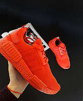 Кроссовки Adidas NMD Runner Red, фото 1