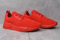 Кроссовки красные Adidas NMD Runner Red Адидас Нмд Раннер, фото 1