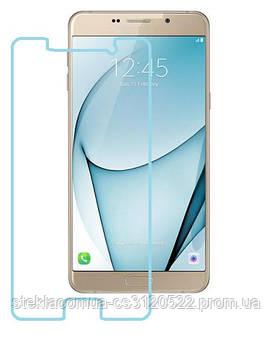 Защитное стекло 2.5D Samsung A910 2016