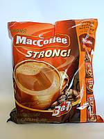 Кофе растворимый MacCoffee Strong (3 в 1) 100 пак.