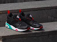 Кроссовки черные Puma Blaze of Glory x Sneaker Freaker, фото 1