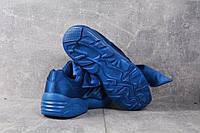 Кроссовки синие Puma Fenty Bow Trinomic Blue, фото 1
