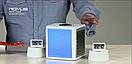 Портативный охладитель воздуха /  Міні кондиціонер Arctic Rovus Мини кондиционер и увлажнитель, фото 7