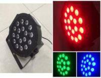 Пар City Light ND-037A LED PAR LIGHT 18*1.5W 3 в 1 RGB