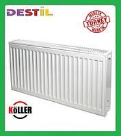 Стальной Панельный Радиатор Köller 500x1400 Боковое Подключение