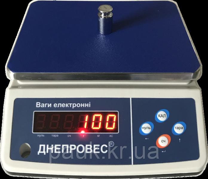 Фасувальні торгові ваги, 15кг\1 ВТД-ФД(F998-15\1ED)