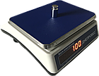 Фасувальні торгові ваги, 15кг\1 ВТД-ФД(F998-15\1ED), фото 4