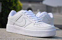 Кроссовки белые Nike Air Force Найк Аир Форс! Топ 2019! мода и стиль!, фото 1