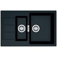 Кухонная мойка Franke Sirius SID 651-78 черный