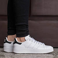 Кроссовки Adidas Stan Smith Black! Топ 2019 Мода и Стиль!, фото 1