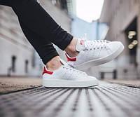 Adidas Stan Smith Red! Топ 2019!, фото 1