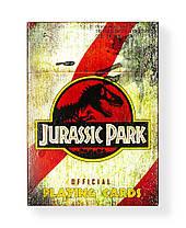 Карты игральные   Jurassic Park by Ellusionist, фото 3