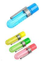 Мыльные пузыри 24шт 4 цвета, в кор. 8*17*11,5см /24/576/