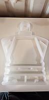 Вешалка-тремпель Рамка детская маленькая(матовая),в упаковке 10шт.
